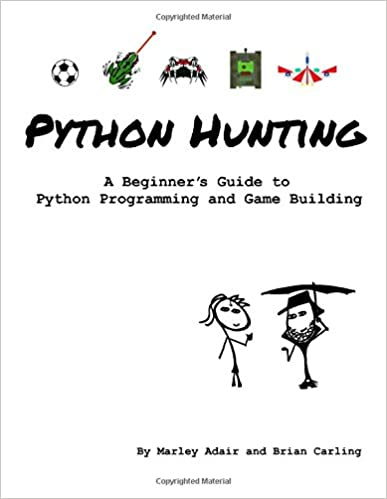 python hunting cover