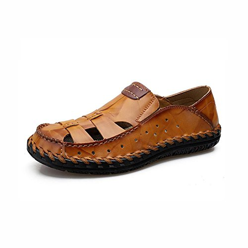 Sandali da pelle in trekking da Colore da scarpe estivi Dimensione scarpe spiaggia da trekking C YaXuan trekking Sandali uomo da 39 esterni UN sportivi FdxqFT