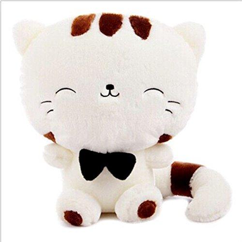 Amazon.com: 23.6 inch Kawaii incluye cola lindo gato grande ...