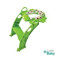 Luxxbaby PCL1 - Potty Cushion Ladder (Green)