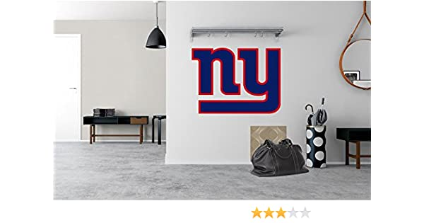 Amazon Com New York Giants Sticker Giants Sticker Giants Decal