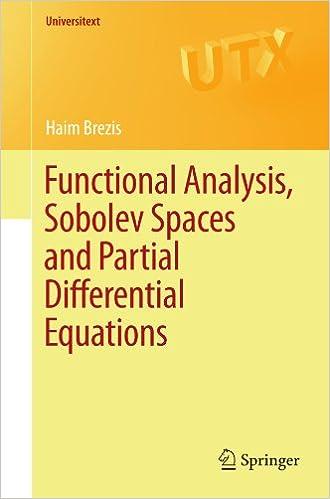 analyse fonctionnelle haim brezis pdf