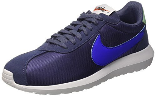 Nike Roshe LD-1000 Womens Shoes, Steel/White/Enamel Green/Racer Blue, 7.5