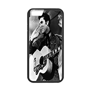Famous ELVIS PRESLEY Case Cover For Apple Iphone 6 Plus 5.5 Inch [Black]