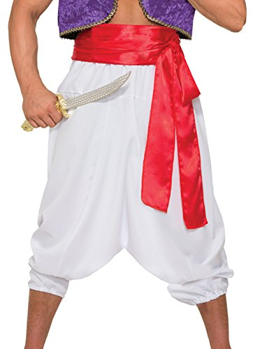 Forum Novelties Desert Prince Pants - White -