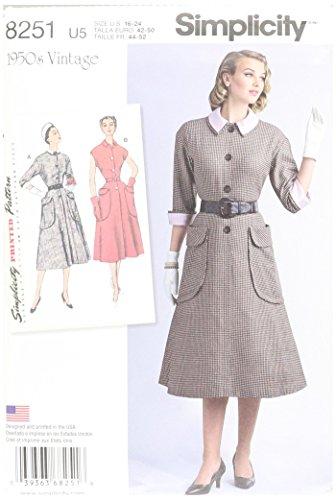 1950 dress patterns - 3