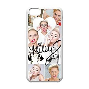 """DiyCaseStore """"Wrecking Ball""""Miley Cyrus The Billboard top 2 Hot singer Theme iPhone 5C Best Durable Cover Case by ruishernameMaris's Diary"""