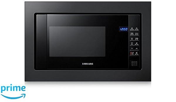 Samsung FG87SUB Integrado 23L 800W Negro - Microondas (Integrado ...