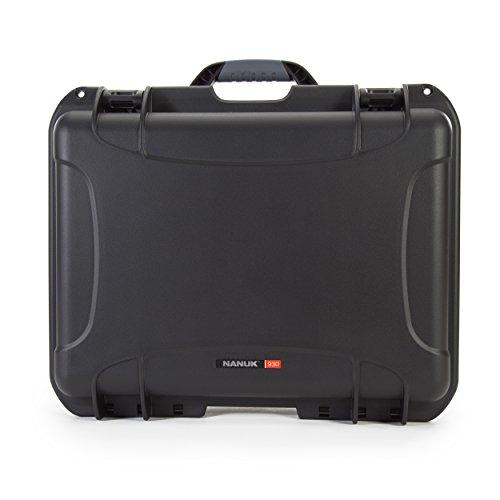 Nanuk 930 Waterproof Hard Case Empty - Black