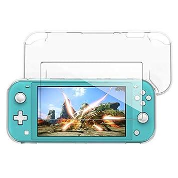 FASTSNAIL Funda Protectora Soft con Cristal Templado para Nintendo ...