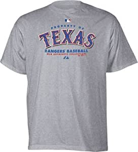 Texas Rangers MLB Property Of T-Shirt Camisa: Amazon.es: Deportes y aire libre