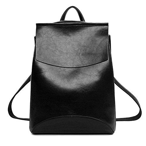 Pu School Bag - 4