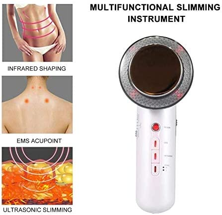Filfeel 3 in 1 Fat Removal Beauty Machine, with Functions of EMS, LED Massage and Skincare Massager for Weight Loss & Improve Overall Skin 2