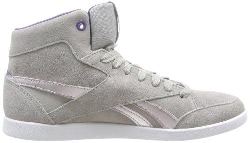 Reebok V53055 - Zapatillas para mujer Gris (Gris (Grey/Metallic/Purple/White))