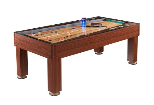 Ricochet 7 ft Shuffleboard Table by SplashNet