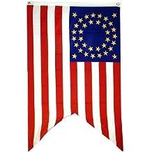 3x5 Cavalry Guidon Flag poly nylon blend Historic American
