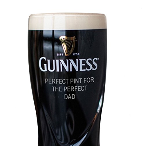 - Guinness Custom Engraved Personalized Gravity Pint Beer Glass