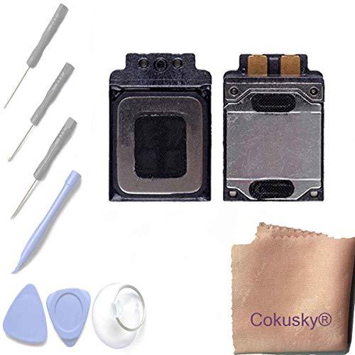 Cokusky 2pcs Ear Speaker Earpiece Flex Cable Compatible with Samsung Galaxy Note 8 N950 ()