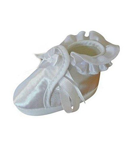 Chaussures de f?te pour le bapt?me ou de mariage - chaussures de bapt?me pour les filles, bébés TP09A tailles 16-19