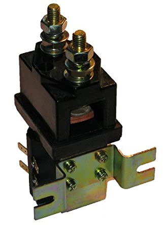 albright sw200 style main contactor solenoid 72 volt amazon comDesign A Double Break Heavy Duty Switch Located Within The Solenoid #10