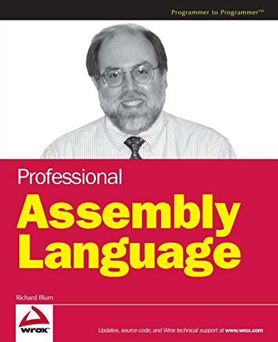 Professional Assembly Language ()