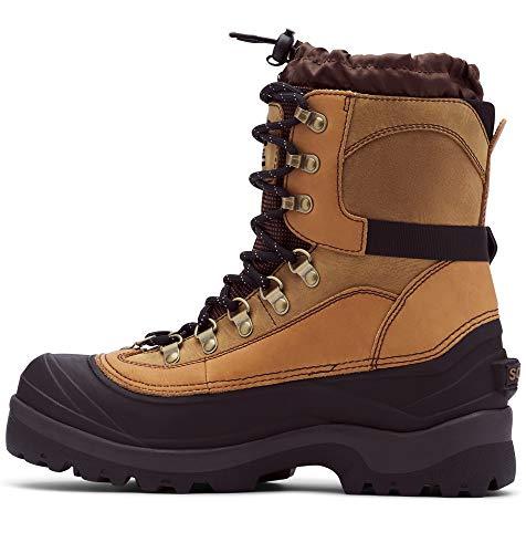 Sorel Men's Conquest Snow Boot, Bark, 11.5 M US