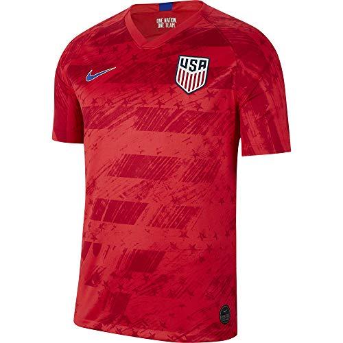 Nike USA Jersey Away Mens 2019 (3XL) Red - Nike Team Jersey