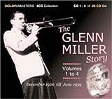 The Glenn Miller Story: Vols 1-4 - Glenn Miller by Glenn Miller (2004-06-15)