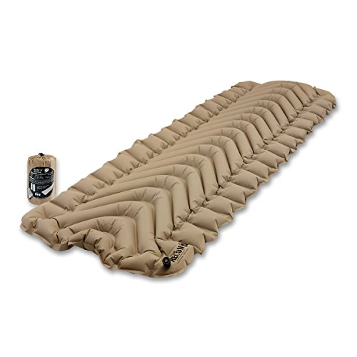 Klymit-Static-V-Lightweight-Sleeping-Pad