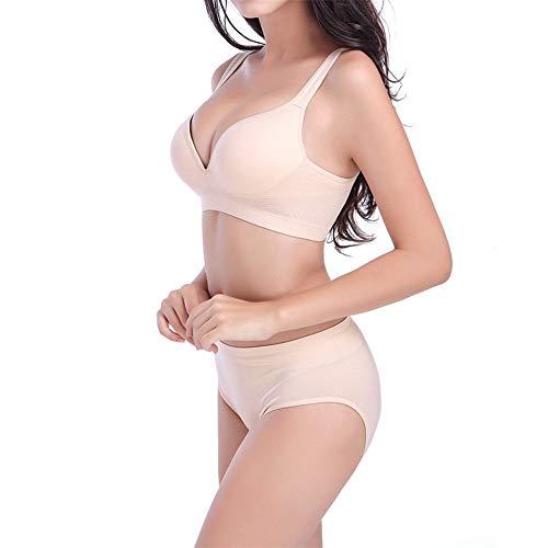 b83f7f94e17e Yaseking Women Sexy Bra, Yoga Adjustable Sports Bra Without Steel Rings  Gathered Sports Bra Underwear
