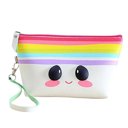 happy-hours-portable-cartoon-waterproof-toiletry-bag-pouch-modern-pu-leather-3d-eyes-top-zipped-orga