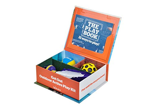 Moon Ball - Waboba Get Out Box (Outdoor Adventure Play Kit)