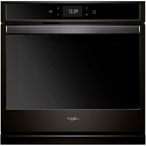 whirlpool electric oven black - 5