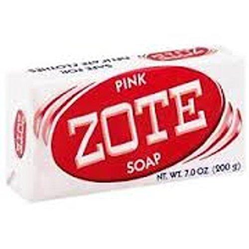 Zote Soap Pink
