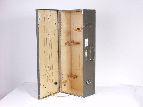 Schwedische Holzkiste gebraucht 75 x 30 x 18 Werkzeugkiste Munikiste Unbekannt
