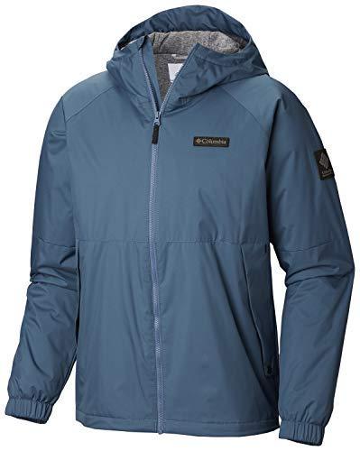 Columbia Men's Helvetia Heights Jacket, Mountain, 3X by Columbia