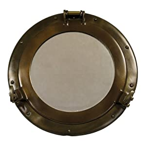 41ZePtUQMlL._SS300_ 100+ Porthole Themed Mirrors For Nautical Homes For 2020