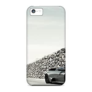 Protection Case For Iphone 5c / Case Cover For Iphone(wall Of Sounds)