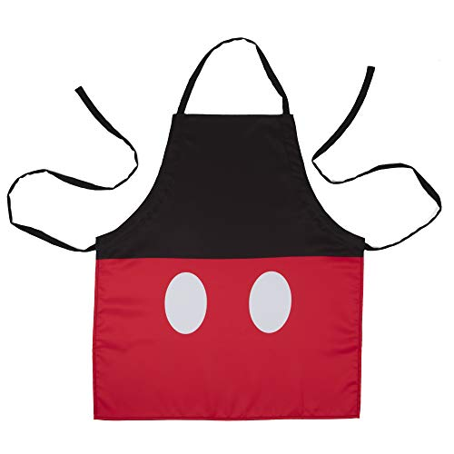 (Disney Mickey Mouse Pants Kitchen Apron - Adjustable Adult Size - Great for Cooking &)