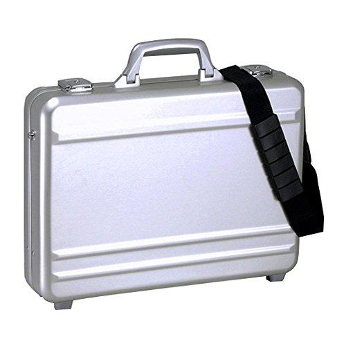 アタッシュケース 軽量 アルミ B4F 45cm メンズ 錠前付き 45cm ショルダーベルト付き 軽量 メンズ B01N2QBOA2, WAプラス:d876dfb5 --- forums.joybit.com