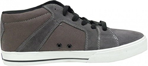 Vox Skate Shoes Vamp Mid Charcoal Brown