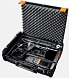 Testo 320 Flue Gas Combustion Analyzer O2 CO CO2