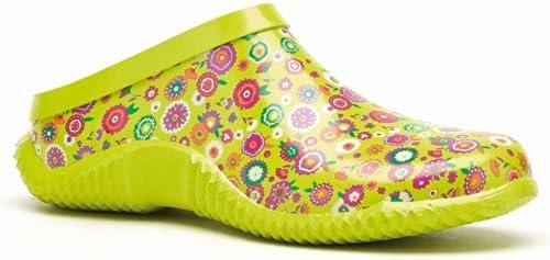 rouchette Sabot Caucho Zueco de mujer, Jardín Zueco, Jardín zapato para mujer Jardín Guantes para mujer, multicolor, en diferentes tamaños 39: Amazon.es: Hogar