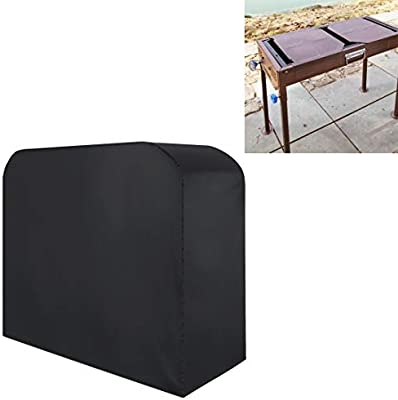 ZHU Anti-UVDust-proof 210D Oxford Cloth Plegable Bbq ...