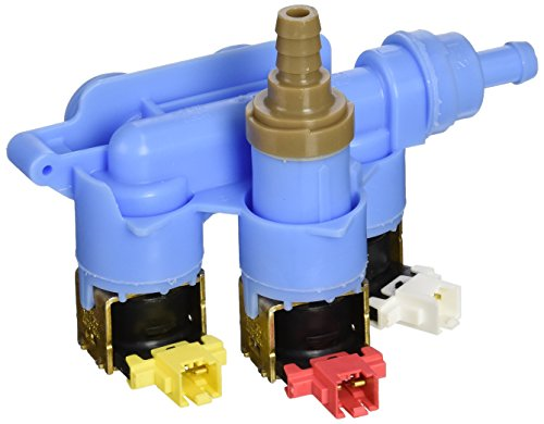 Whirlpool W10247305 Water Inlet Valve Assembly ()