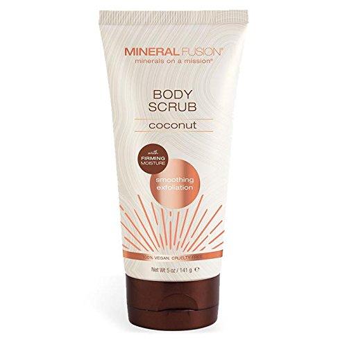 Mineral Fusion Body Scrub, Coconut, 5 oz