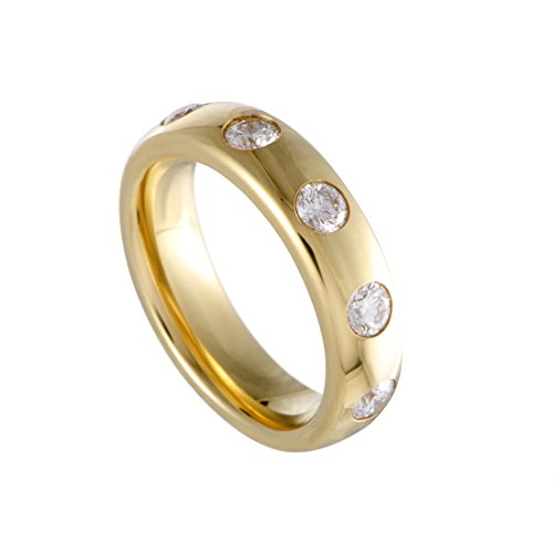 Chopard 18K Yellow Gold Five D