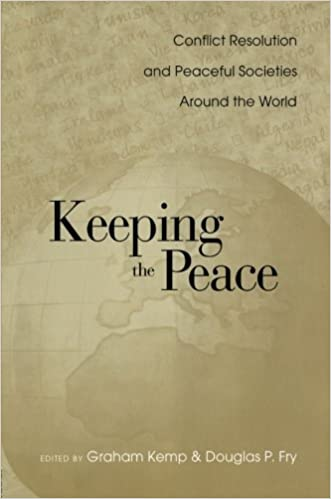 Importance of resolving conflicts peacfully?