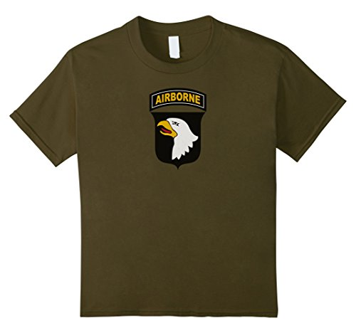 101st Airborne Screaming Eagles Shirt - 7