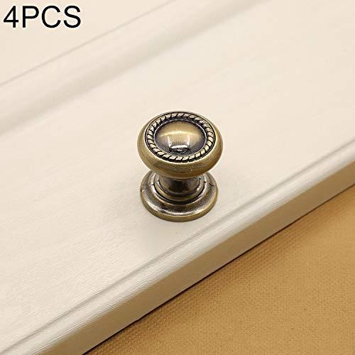 DAYIYANG 4 PCS 30mm 266 Green Bronze ()